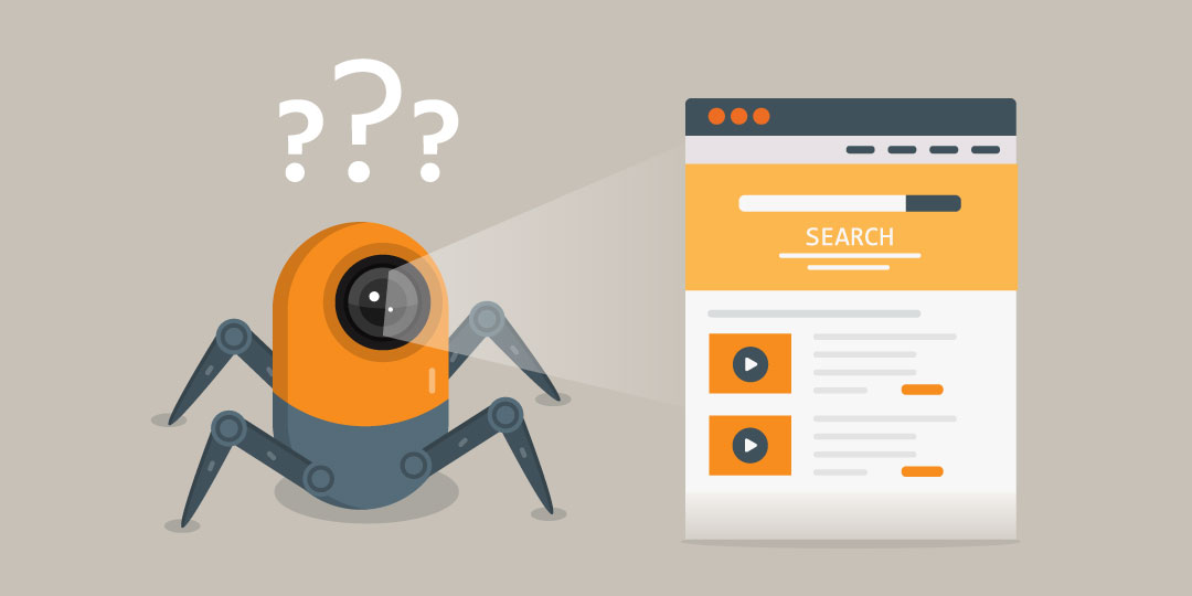 I web crawler non capiscono le informazioni contenute nei video
